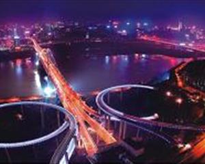 菜园坝长江大桥周边道路改造工程