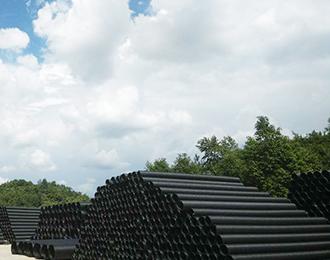 钢带增强螺旋双壁波纹管