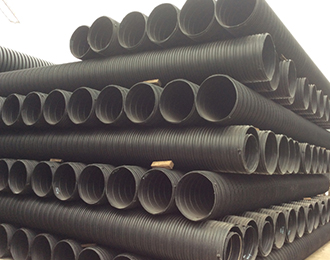 SRWPE塑钢缠绕管