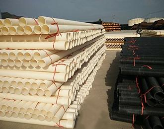 PVC波纹管厂家